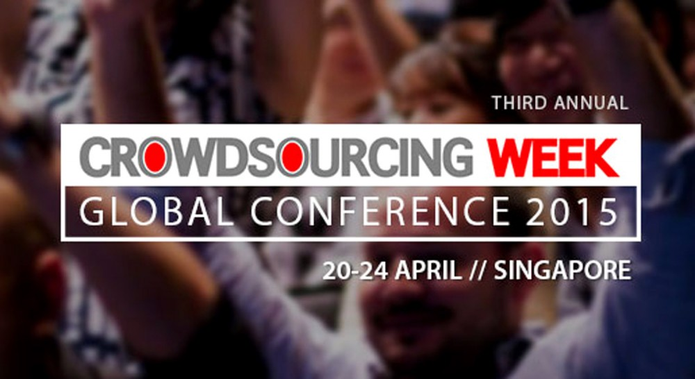 Foto: Crowdsourcing Week.